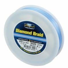 Blue Diamond Braided Line
