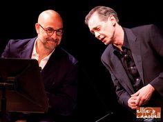 Stanley Tucci, Steve Buscemi    QUEER Staged Reading, Sarasota Film Festival, 2010