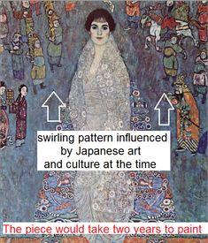 What A Woman Bаronеss Elisаbеth Bаchofеn-Echt - PINACOTHECA Gustav Klimt, Japanese Art, Contemporary Art, Culture, Woman, Painting, Boss, Japan Art, Painting Art