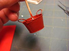 Dollhouse Miniature Furniture - Tutorials | 1 inch minis