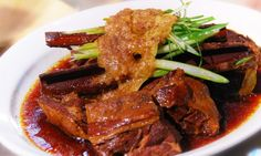 Kylie Kwong's Red Braised Lamb Shoulder
