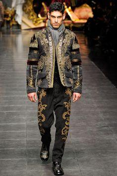 LOVE Look FW 12 de Dolce & Gabbana
