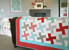 Love this pattern by Camille Roskelley!