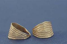 Viking age / Gold ring/ Gotland                                                                                                                                                                                 More
