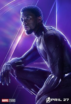Black Panther - Infinity War