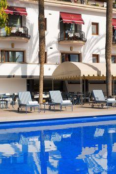 Lovely 5 star hotel Gran Meliá Victoria in Palma de Mallorca, Spain