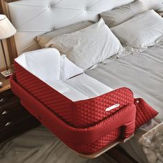 Culla Belly supporto letto http://shop.pambaby.it/camerette/culla-belly/culla-belly-red