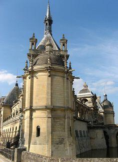 Château de Chantilly, Oise, Picardy, France