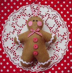 Gingerbread man♥ ♥ ♥