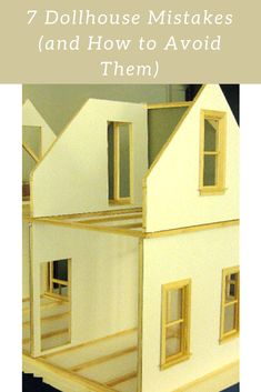 Assembling a dollhouse kit is no walk in the park. Avoid common mistakes by reading tips straight from the pros here.