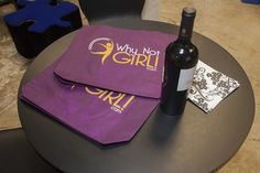Why Not Girl! Launch Wine Tasting Party / April 5, 2013