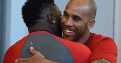 """The """"war"""" between David Price and David Ortiz is officially over."""