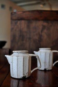 Inoguchi Coffee Pot 引面  #ceramics #pottery #japan