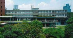 国際文化会館  設計者:坂倉準三  竣工 :1955年  住所 :東京都港区六本木5-11-16