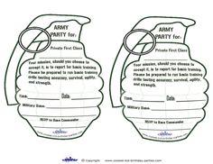 Army Birthday Party Invitations Free Printable – InviteTown