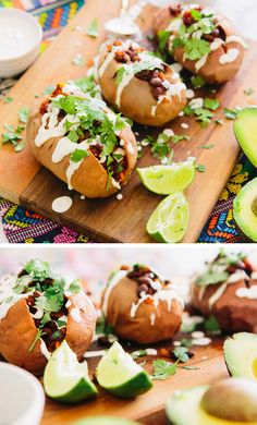 Baked Stuffed Sweet Potatoes | Click Pic for 26 Quick and Easy Paleo Dinner Recipes | Delicious Paleo Dinner Ideas for Kids