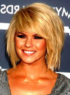 15 Elegant Hairstyles For Thick Hair. Best Hairstyles For Thick Hair. Sassy  And Trendy. Hair FairShort Haircuts WomenChoppy ...