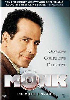 Monk (TV Series 2002–2009)