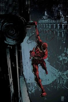 comicbookartwork: Alex Maleev - Daredevil