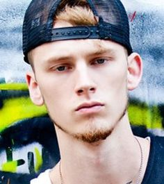 Image result for mgk close up