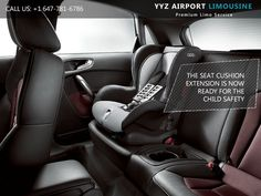 Don't postpone your travel plans owing to safety of your little ones. #YYZAirportLimousine, the authorised #Toronto_Pearson_Taxi_Service, provides #children #safety #car #seats on prior request at the time of booking. Your safety is our priority.