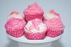 Breast cancer Cakes and/or cupcakes