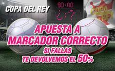 el forero jrvm y todos los bonos de deportes: promocion wanabet Real Madrid vs Sevilla copa 4 en...