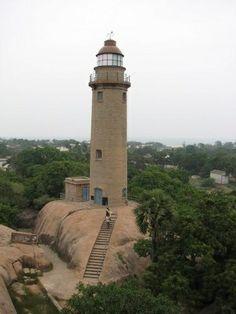 Mahabalipuram Lighthouse , India
