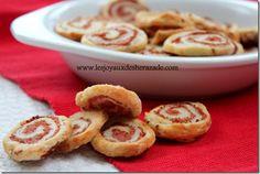 Biscuit salé pour apéritif