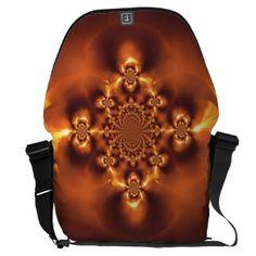 Fire Jeweled Scarab II SDL Bag 1 Messenger Bag