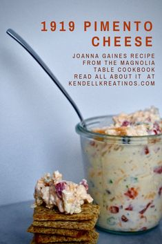 Joanna Gaines recipe for Pimento Cheese from the Magnolia Table Cookbook is a southern delicacy. - My WordPress Website Recipes Appetizers And Snacks, Yummy Appetizers, Appetizers For Party, Snack Recipes, Cooking Recipes, Pimento Cheese Recipes, Homemade Pimento Cheese, Pimiento Cheese, Pimento Cheese Recipe Pioneer Woman