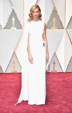 Despliegue de glamour en la alfombra roja de los Oscar 2017
