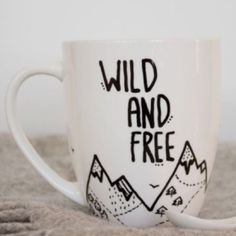 WILD AND FREE A NEW mug COMING JAN 1st.. Along with tons more!! Same prices! Awesome shipping! Other