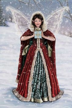 The Yule Faeries - A Winter Solstice Story