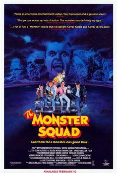 "Película ""The Monster Squad"" (1987)"