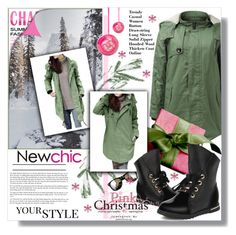 """""""newchic 1.4"""" by meyli-meyli ❤ liked on Polyvore featuring Pussycat and vintage"""