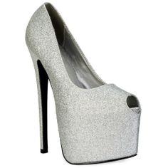 My1stWish Womens Peep Toe Ladies Concealed Platform Stiletto Heel Pumps Shoes Size 5 Silver Glitter My1stWish,http://www.amazon.com/dp/B00E98FMJS/ref=cm_sw_r_pi_dp_Rtw.sb05WMK7F5HQ