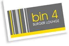 """Bin 4 Burger Lounge - """"Victoria's only locally owned and operated burger lounge that specializes in local ingredients, hormone free, natural Certified BC Beef, and Rossdown Farms chicken."""""""