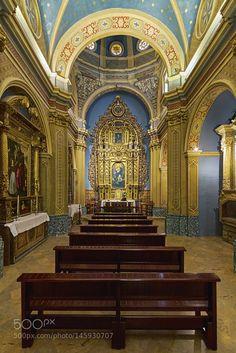 Iglesia de San Pedro de Teruel by neobit