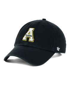 2d1d1e6dd23  47 Appalachian State Mountaineers Clean-Up Cap