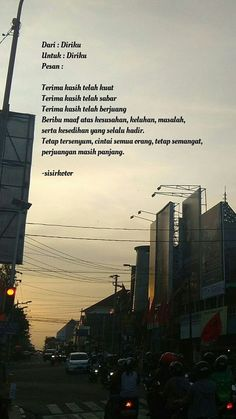 New Quotes Indonesia Motivasi Semangat Ideas Tumblr Quotes, New Quotes, Mood Quotes, Motivational Quotes, Funny Quotes, Life Quotes, Poetry Quotes, Quotes Inspirational, Wisdom Quotes