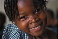 Smiling Haitian Girl | by CompassionInternational
