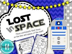 Lost in Space- Music Worksheets