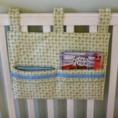 Crib Toy/Book Holder...Now, who can make this for me???