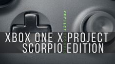 Xbox One X - Project Scorpio Edition Unboxing and Review
