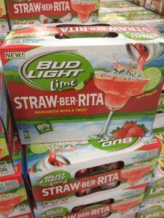 Bud Light Lime Strawberrita