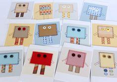 Robot cards...