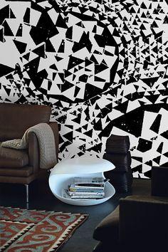 Fireworks by Albert Sjöstam for Photowall. Wall mural, Wallpaper, Photowall, Home decor, Fototapet, Valokuvatapetit