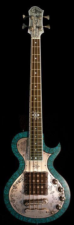 Teye Bass , gorgeous!