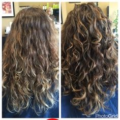 Before and After Deva dry cut and style, Austin, Cedar Park, Curly Hair Specialist - Yelp